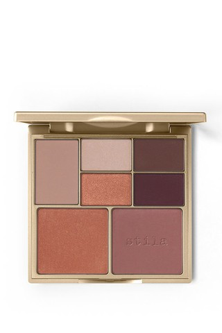 STILA PERFECT ME HUE CHEEK PALETTE - MEDIUM TAN