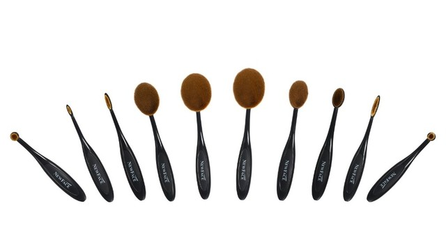 ESCOVA BLACK OVAL BRUSH KIT - comprar online
