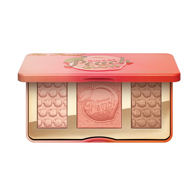 TOO FACED - SWEET PEACH GLOW PEACH-INFUSED HIGHLIGHTING PALETTE - comprar online