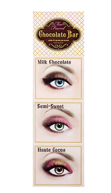 TOO FACED - CHOCOLETE BAR NATURAL COCOA POWDER - divashowroom