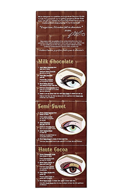 TOO FACED - CHOCOLETE BAR NATURAL COCOA POWDER - loja online