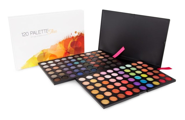 COASTAL SCENTS - 120 PALETTE THREE - PL-032