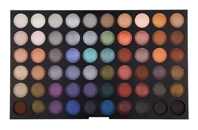 COASTAL SCENTS - 120 PALETTE THREE - PL-032 na internet