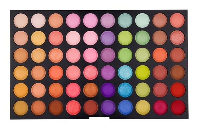 COASTAL SCENTS - 120 PALETTE THREE - PL-032 - divashowroom