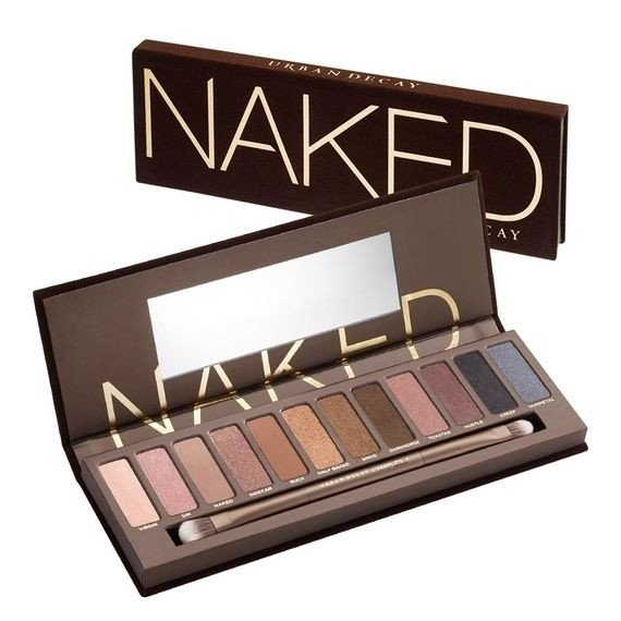 URBAN DECAY - EYESHADOW NAKED PALETTE