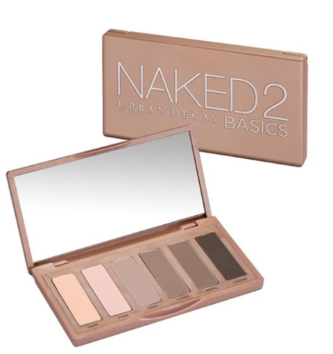 URBAN DECAY - NAKED2 BASIC EYESHADOW PALETTE
