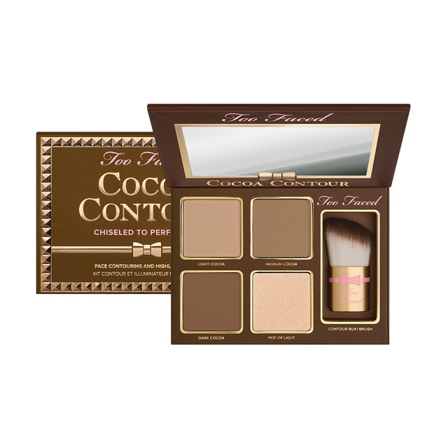 TOO FACED - COCOA CONTOUR CHISELED TO PERFECTION