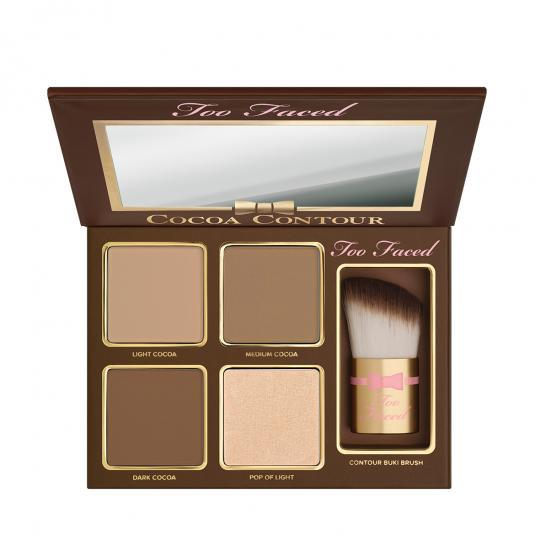 TOO FACED - COCOA CONTOUR CHISELED TO PERFECTION na internet