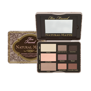 TOO FACED - NATURAL MATTE  (super desconto de 20%)