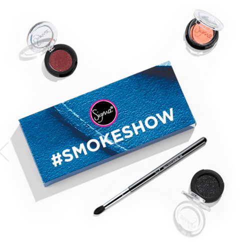 SIGMA® - SMOKESHOW KIT MAKEUP  (super desconto de 30%)