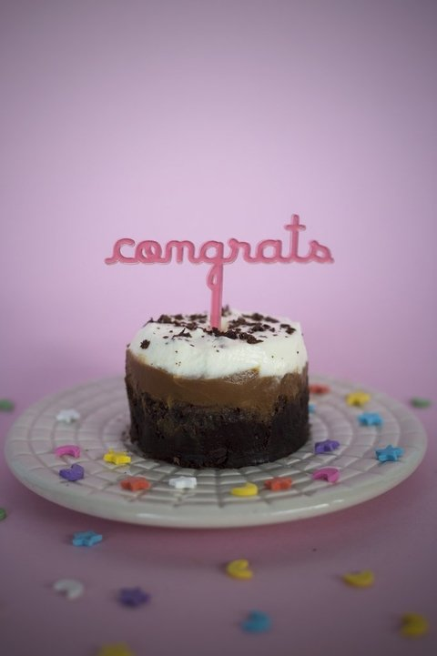 MINI cake toppers: Palabras en internet