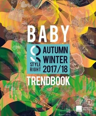 Style Right Baby's Trend Book - Autumn/Winter 2017-18 - inclui DVD