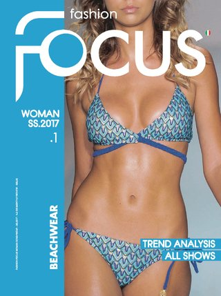 Fashion Focus - Beachwear - Woman - nº 2 - S/S 2017 - comprar online
