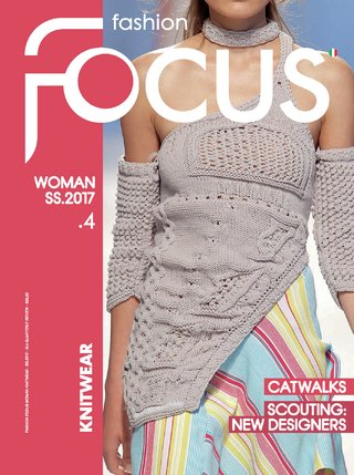 Fashion Focus Knitwear Woman nº 4 - S/S 2017