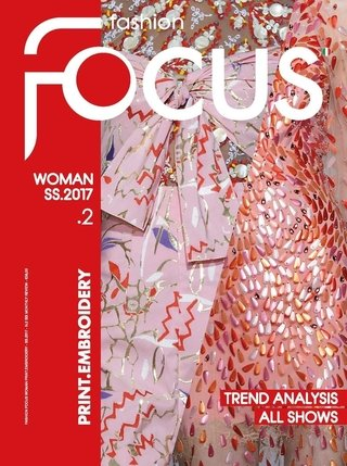 Fashion Focus - Print-Embroidery - Woman - nº 2 - S/S 2017