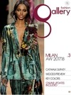 Fashion Gallery Milão nº 3 - Out/Inv 2017-18