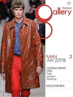 Fashion Gallery Man - nº 3 - Out/Inv 2017-18