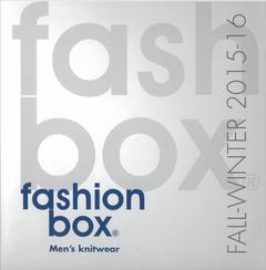 Fashion Box Men's Knitwear - Autumn/Winter 2015-16