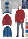 Fashion Box Men's Knitwear - Autumn/Winter 2015-16  na internet