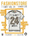 Fashionstore - T-Shirt Man - Vol. 24 - S/S 2016 - inclui DVD