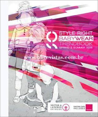 Style Right Baby's Trend Book S/S 2015 incl. DVD
