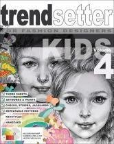 TRENDSETTER KIDS GRAPHIC COLLECTION - Vol. 4 - inclui 2 DVDs