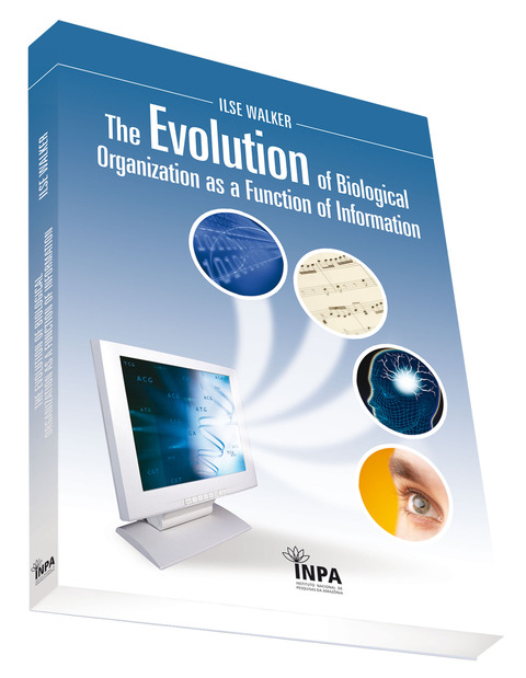 The evolution of biological organization as a function of information