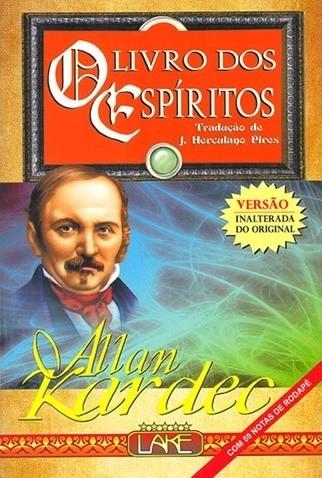 O LIVRO DOS ESPÍRITOS - Allan Kardec - J. Herculano Pires