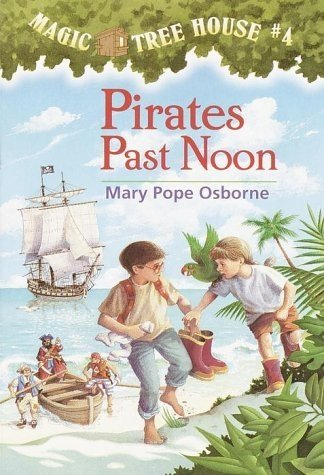 Pirates Past Noon (MTH # 4)