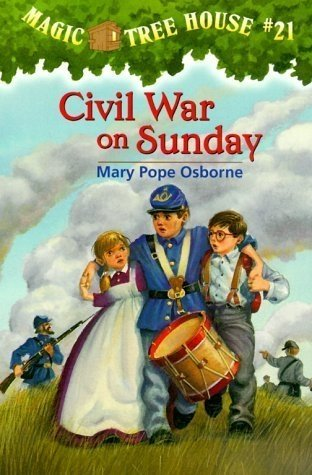 Civil War on Sunday (MTH # 21)