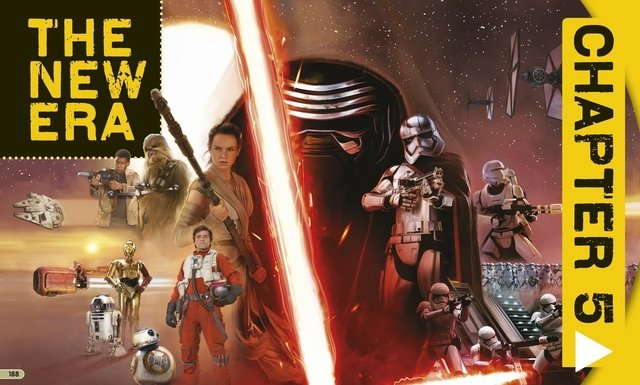 Star Wars: Absolutely Everything You Need to Know: Journey to Star Wars: The Force Awakens en internet