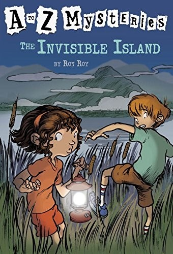 The Invisible Island (A-Z #9)