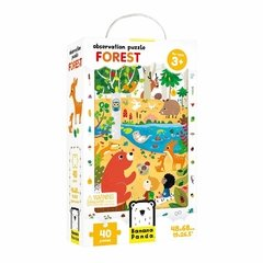 Observation Puzzle Forest Age 3+ Puzzle