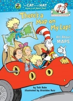 There's a Map on My Lap!: All about Maps