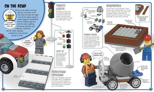 Lego City: Build Your Own Adventure - comprar online