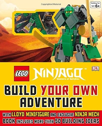 Lego Ninjago: Build Your Own Adventure