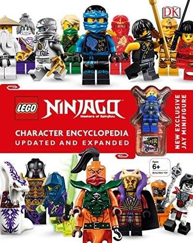 Lego Ninjago Character Encyclopedia (Updated)
