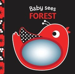 Forest: A Soft Book and Mirror for Baby!