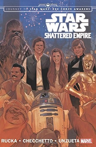 The Force Awakens: Shattered Empire