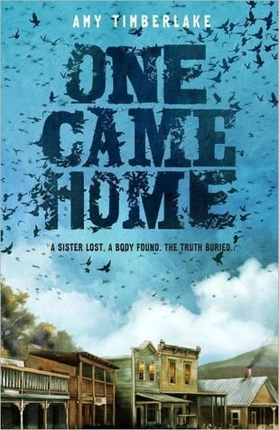 One Came Home-Newberry Honor Book 2014
