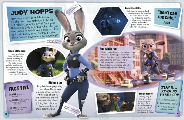 Disney Zootopia: The Essential Guide - comprar online