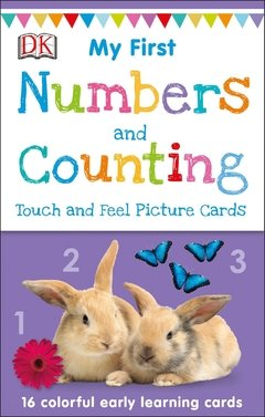 My First Touch and Feel Picture Cards: Numbers and Counting