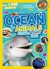 National Geographic Kids Ocean Animals Sticker Activity Book: Over 1,000 Stickers!