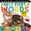 Noisy First Words: My First Touch and Feel Sound