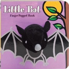 Little Bat: Finger Puppet Book