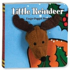 Finger Puppet  Little Reindeer