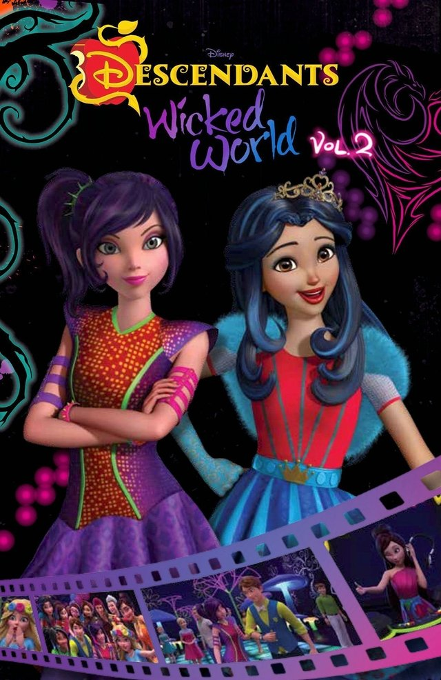 Disney Descendants: Wicked World Cinestory Comic, Volume 2