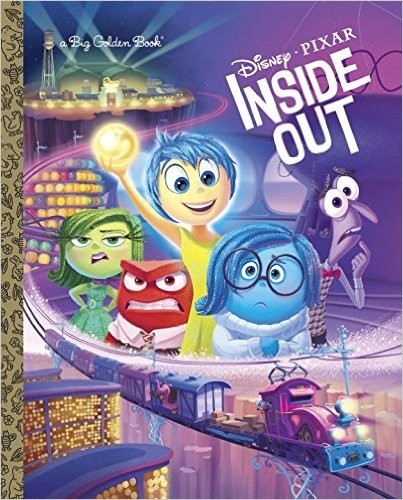 Inside Out Big Golden Book
