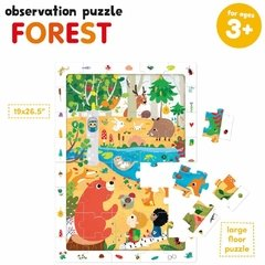 Observation Puzzle Forest Age 3+ Puzzle - comprar online