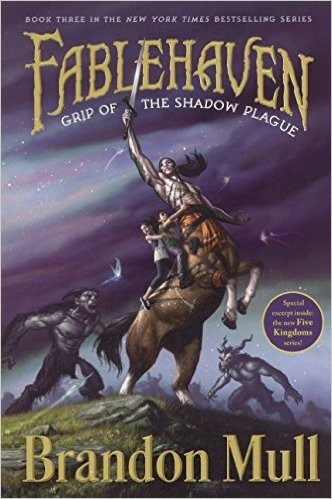 Grip of the Shadow Plague (Turtleback School & Library)